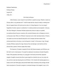 example of a response essay co example