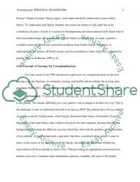Family Essay Examples Self Introduction Sample Single Parent