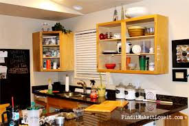 How To Remove Kitchen Cabinet 150 Kitchen Cabinet Makeover Find It Make It Love It