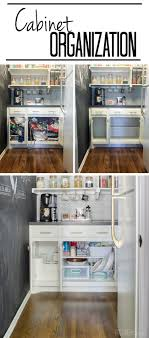 Kitchen Cabinet Organization Tips 17 Best Images About Kitchen Organized Cabinets On Pinterest