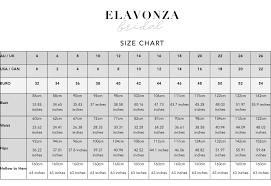 Avon Bra Size Chart Belmont
