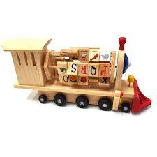 Đồ chơi thông minh mô hình xe lửa học chữ cái và tiếng anh bằng gỗ đẹp cho  bé - P571780 | Sàn thương mại điện tử của khách hàng Viettelpost