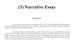 e portfolio in creative writing ppt video online   3 narrative essay