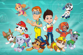 paw patrol members edit