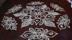 Said Design Muggulu Rangoli Kolam Designs Without Dots Rangoli Designs