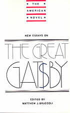 new essays on the great gatsby book org  new essays on the great gatsby