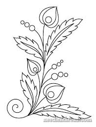 Free Hand Embroidery Patterns Unique Free Hand Embroidery Pattern Czech Inspired Folk Flowers Needle