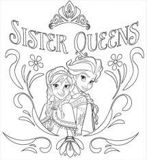 Frozen Coloring Page 1000 Ideas About Frozen Coloring On Pinterest