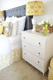 Lemon And Grey Bedroom 17 Best Ideas About Gray Yellow Bedrooms On Pinterest Gray