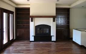 types fireplace mantel shelves