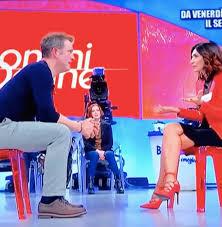 Uomini e Donne, Michele bacia Barbara De Santis