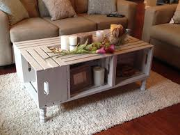 unique diy furniture. Beautiful Diy Clear Coffee Table Unique Wine Crate Diy Furniture Pinterest Throughout T