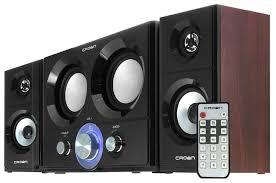 Компьютерная акустика <b>CROWN</b> MICRO <b>CMBS</b>-<b>361</b> — купить по ...