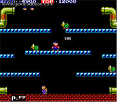 Mario Brothers Aquarium Decorations Mario Brothers Atari I Played Mario For The First Time In Atary