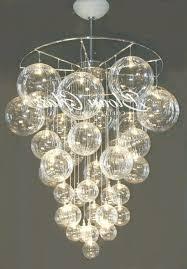 blown glass chandelier artist sound co with regard to glass chandelier artist gallery