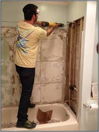 how to install wall tiles in bathroom how to install wall tile in bathroom shower