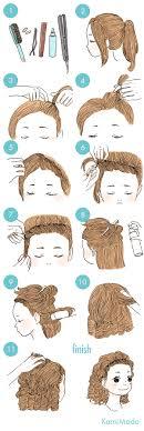 ポニーテールの髪のお悩みやケア方法の解決ならコラムepark