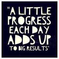 Quotes About Progress Impressive Fitness Progress Quotes Ukransoochico