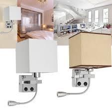 e27 cloth modern <b>led wall</b> lamp sconce light for hallway <b>bedroom</b> ...