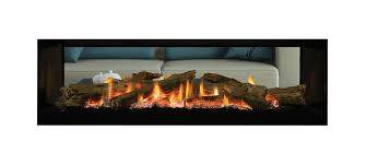 log firebed
