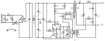 60 watt laptop battery charger power supply circuits