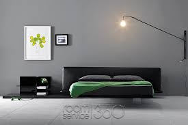 Terrific Modern Floating Bed Contemporary - Best idea home design .