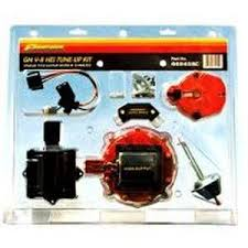 proform red cap hei distributor tune up kit for gm v8 66945rc image of proform distributor tune up kit part number 66945rc