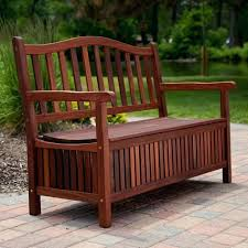 small wooden outdoor bench patio storage box waterproof deck box wooden garden storage box small outdoor