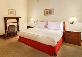 clarkes hotel room