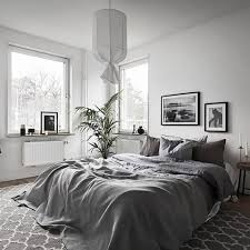 Interior Room Pinterest Gray Bedroom White And Pretentious Grey Black