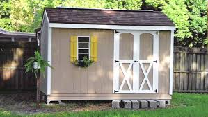 aspen outdoor shed kit