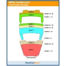 Miller Auditorium Kalamazoo Seating Chart Miller Auditorium Seating Chart Related Keywords