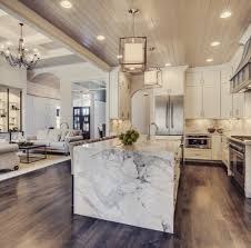 Kitchen marble top Kitchen Island Instagram Island The Seasons Kitchen Island Projects Are Easy If Youre Adding Marble Contact Paper