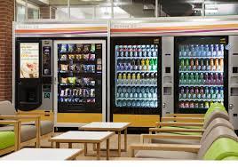 Modular Vending Machines Extraordinary Operandi Vending Surrounds Nebrak