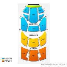 Sarofim Hall Houston Seating Chart Sarofim Hall Hobby Center 2019 Seating Chart