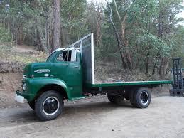 1950 Green Ford COE - Motor Magic™