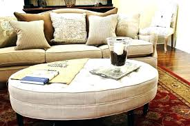 round ottoman coffee table round ottoman coffee table best target leather with shelf diy ottoman coffee