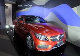 new car launches in japanNew Mercedes CClass Coupe Launched in Japan Only Comes with 156