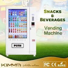 High Tech Food Vending Machines Gorgeous China High Tech Frozen Food Vending Machine By Coin Operated China