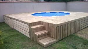 Above ground swimming pool Beautiful Swimming Pool Deck Ideas Creative Ideas Above Ground Swimming Pool With Pallet Deck Above Ground Swimming Pool Deck Design Ideas Thesynergistsorg Swimming Pool Deck Ideas Creative Ideas Above Ground Swimming Pool