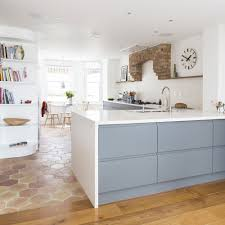image credit david giles this l shaped kitchen