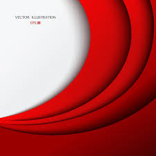 Layered Background Red Layered Background Vector Free Download