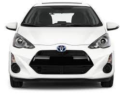 Image: 2015 Toyota Prius C 5dr HB Three (Natl) Front Exterior View ...