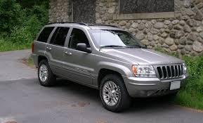 Jeep Grand Cherokee (WJ) - Wikipedia