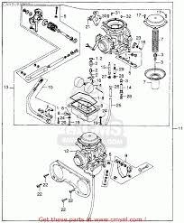 Honda cb360 sport 1974 usa carburetor parts list partsfiche rh cmsnl cb350 carb diagram cb350 carb diagram