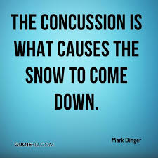 Concussion Quotes Beauteous Concussion Quotes Beauteous Mark Dinger Quotes Quotehd