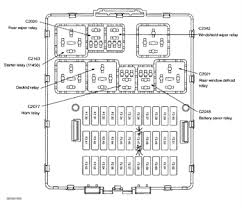 2006 ford focus fuse box diagram vehiclepad 2002 ford focus fuse box in a 2007 ford focus fuse home wiring diagrams