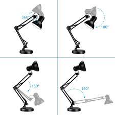 Đèn Học Làm Việc Đọc Sách Để Bàn Pixar Chống Cận Thị Bảo Vệ Mắt - Đèn bàn  Thương hiệu No brand