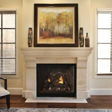 tahoe luxury traditional clean face direct vent fireplaces