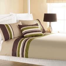 amazing green striped bed sheet yale lime brown print duvet cover stripe bedding set bedspread bedroom skirt linen uk and white